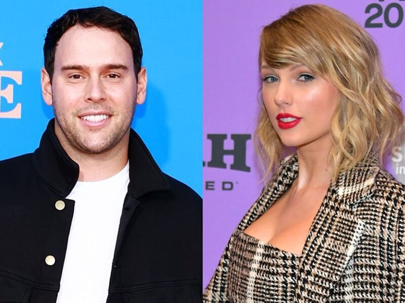 Scooter Braun Shares His Side of the Big Machine Deal Story: 'It Makes Me Sad Taylor Had That Reaction'
