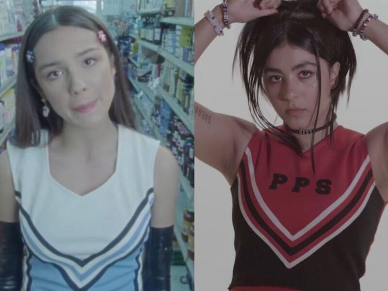 Did Olivia Rodrigo Copy Indie Rock Band Pom Pom Squad?
