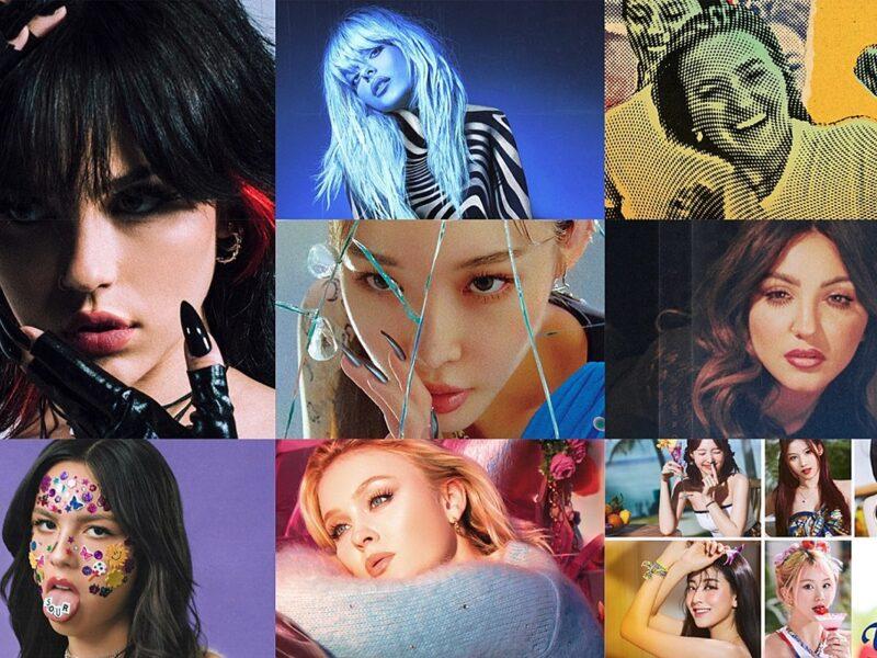 10 Best Pop Albums of 2021 (So Far!)