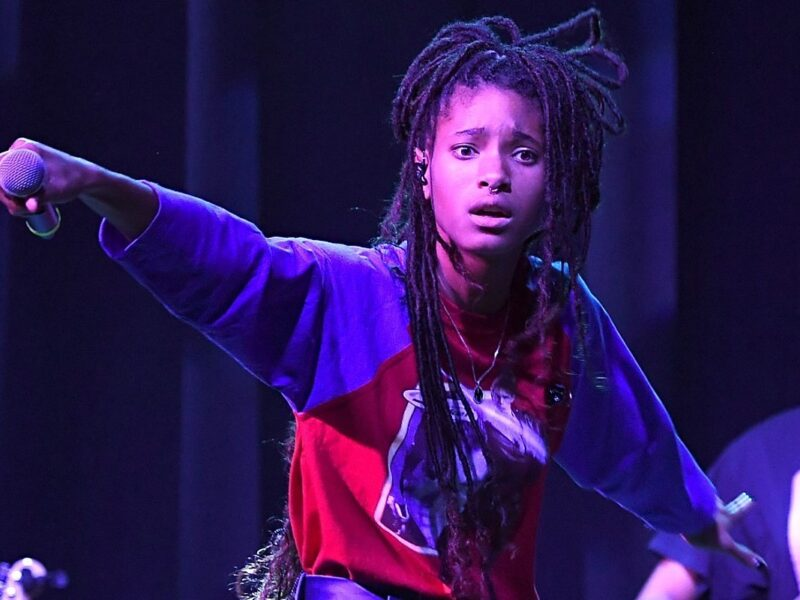 Willow Smith Gets Her Head Shaved Mid-Performance of 'Whip My Hair'