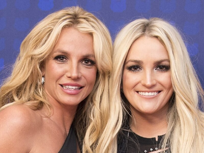 Britney Spears Just Slammed Her Sister Jamie Lynn: 'My So-Called Support System Has Hurt Me Deeply'