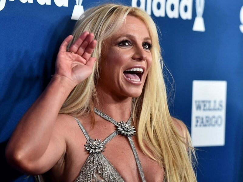 Britney Spears Says Being Able to Drive is a 'Different Ballgame'