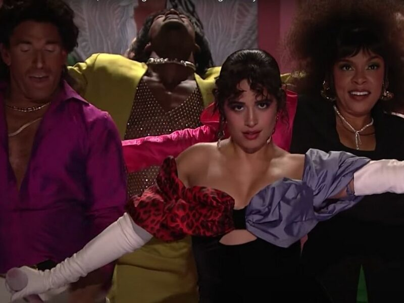 Camila Cabello Responds to Accusations That Her Backup Dancer Wore Blackface During Her Performance