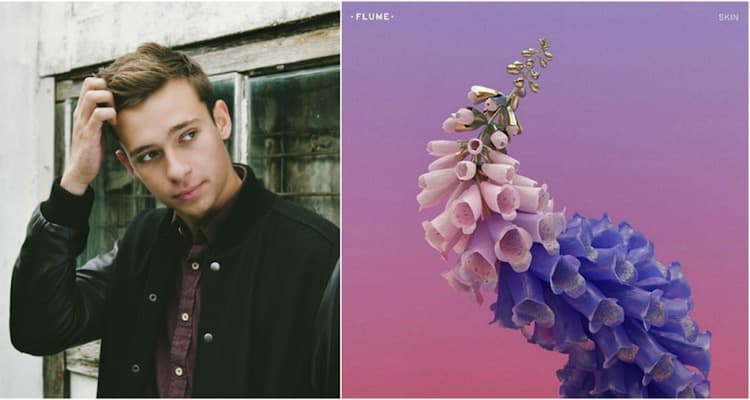 """Flume Continues His Dreamy Groove With """"Never Be Like You"""""""