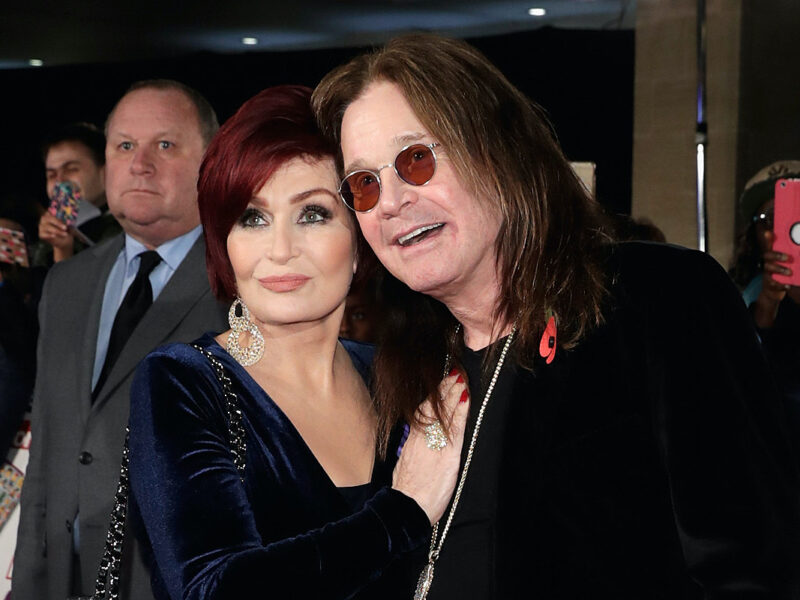 The Osbournes Received Death Threats After Sharon Left 'The Talk' Show