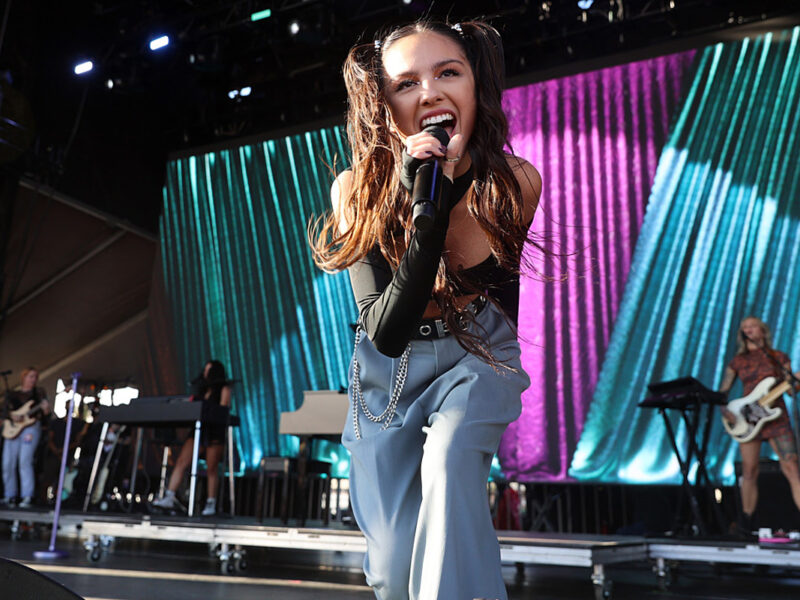 Fight Breaks Out at Olivia Rodrigo Concert Amid 'Drivers License' Crescendo: Watch the Viral Footage
