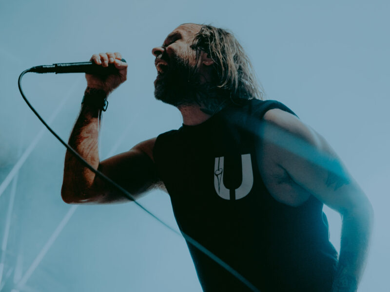 Photography: Coheed and Cambria, The Used, and Meet Me @ The Altar
