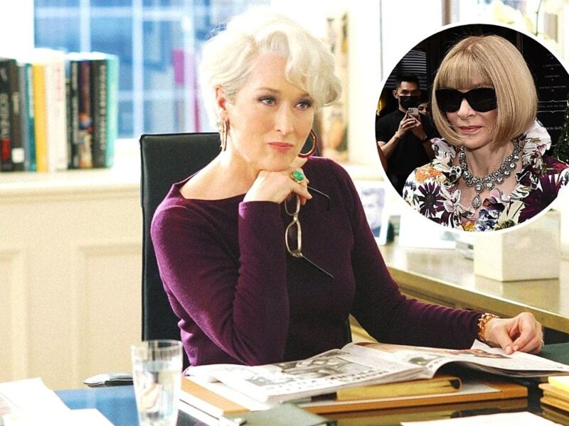 Meryl Streep and Anna Wintour, a.k.a. the Woman Who Miranda Priestly Was Based On, Are Actually Related