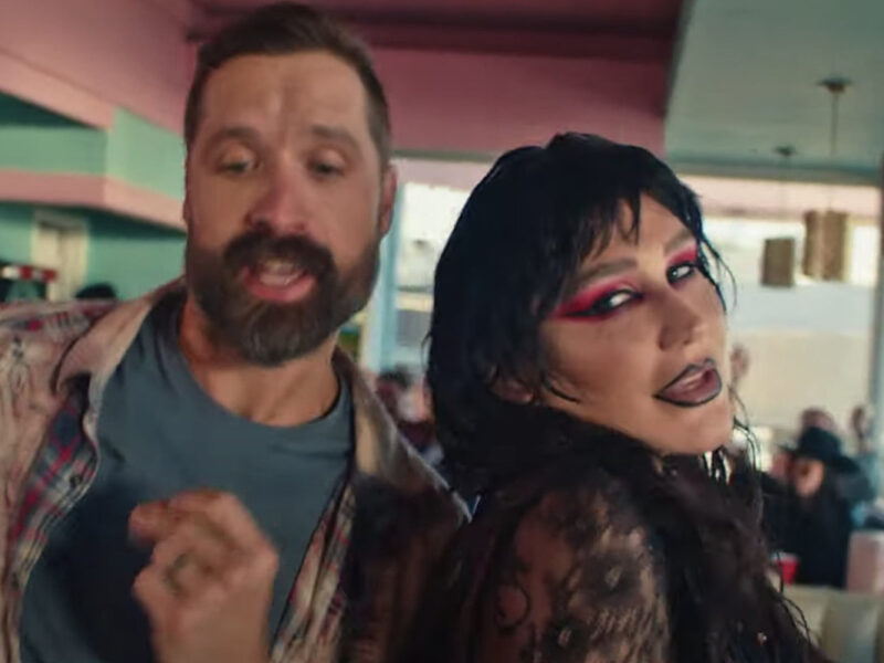 Walker Hayes and Kesha Throw a Poppin' Redneck Party in 'Fancy Like' Video