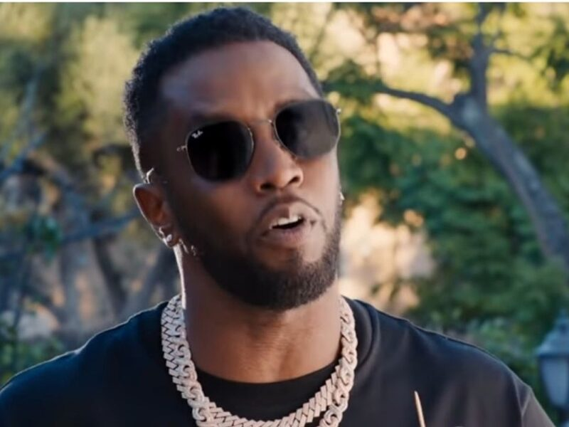 P. Diddy Makes Cameo in Jesy Nelson's 'Boyz' Solo Debut Music Video