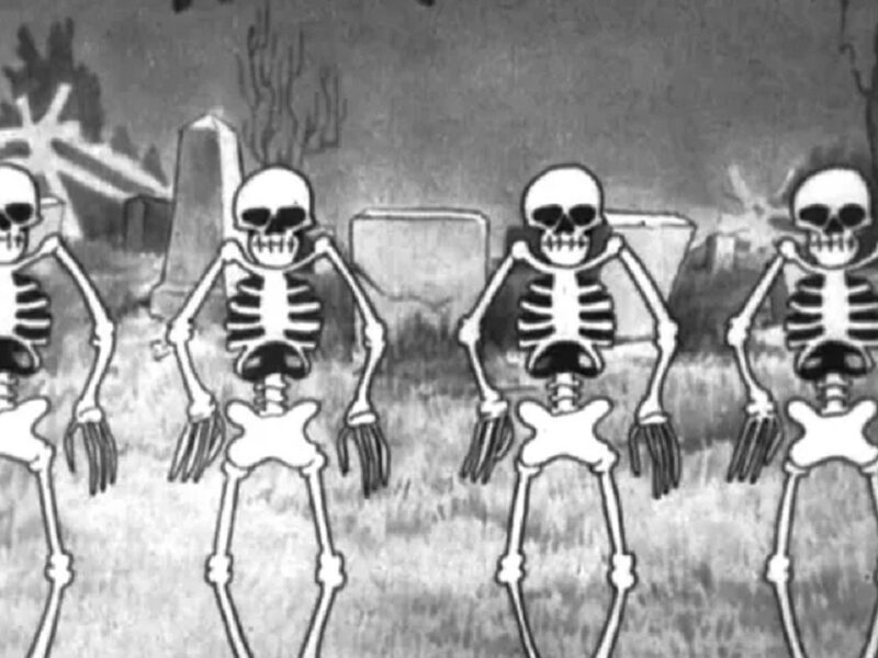 The Sweet, Sad Story Behind the Viral 'Spooky Scary Skeletons' Song